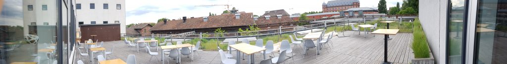 Substage Café Panorama Outside