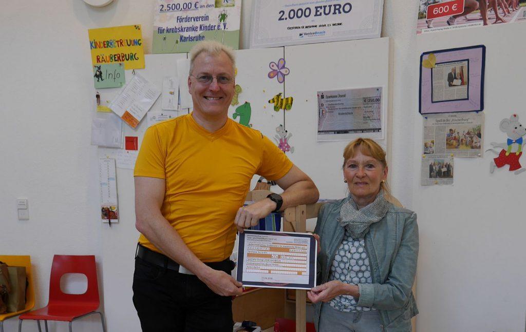 Bernd Welter & Margareta Höfele