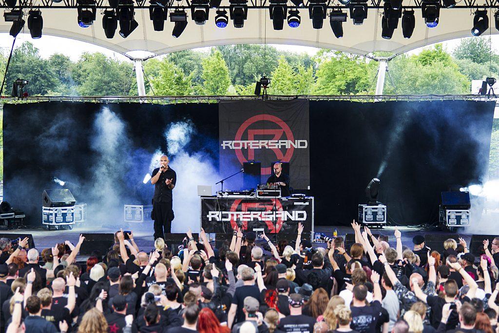 Rotersand - Blackfield Festival 2013