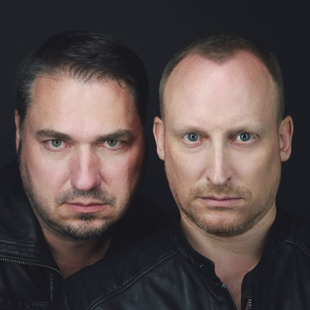 Sea Of Sin: Klaus Schill (Synths, Guitars, Production) Frank Zwicker (Vocals + Words)