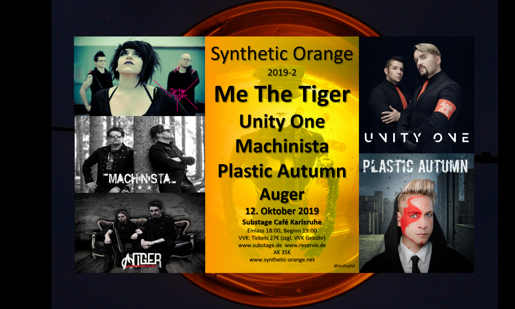 SYNTHETIC ORANGE 2019.2